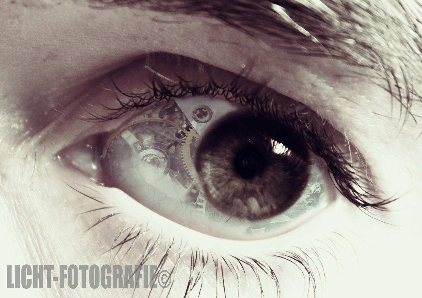 das mechanische Auge