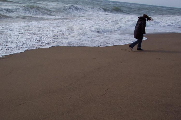 Das Meer kommt, scheller als du denkst...