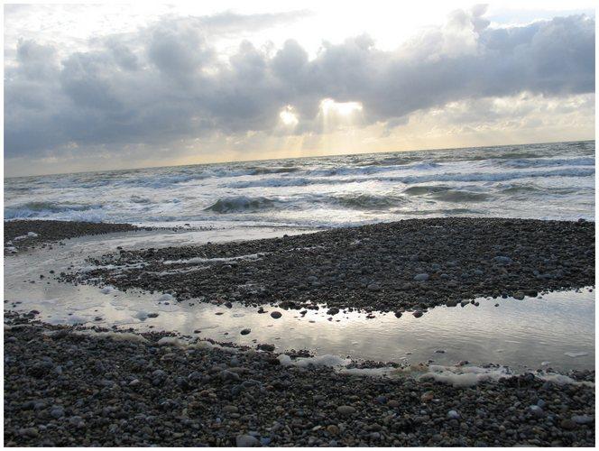 Das Meer und der Strand
