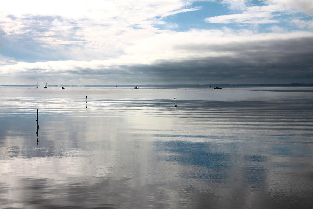 Das Meer vor Sonderborg