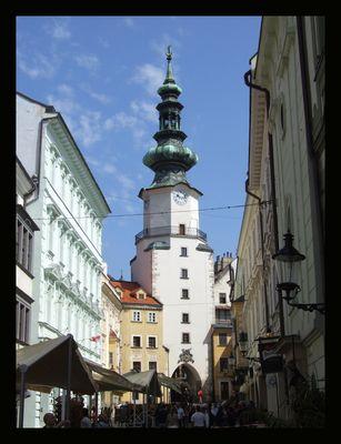 Das Michaelator in Bratislava