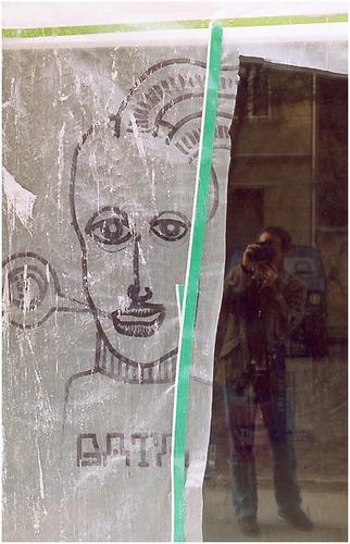 Das Model und der Foto-Graf