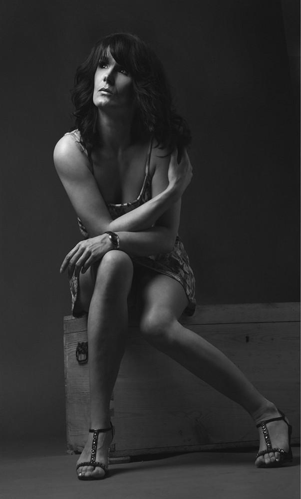 ...das Model und ihr Fotograf