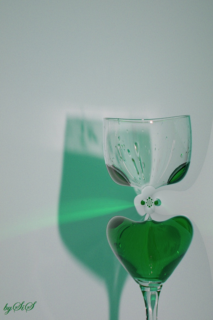 Das Moderne Weinglass