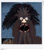 Das Mönchsrobben Monster