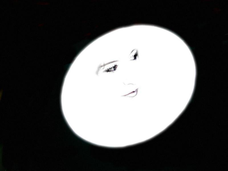 Das Mondgesicht