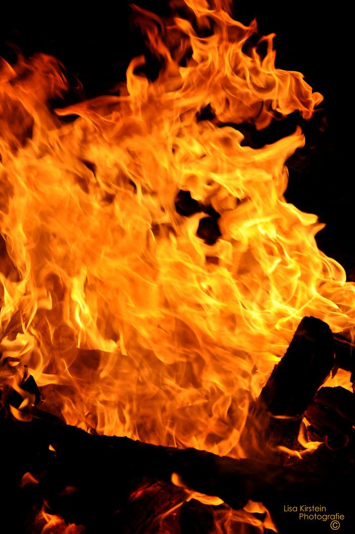 Das Monster aus dem Feuer