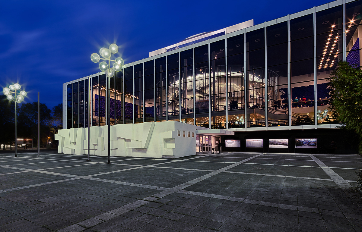 Das Musiktheater Gelsenkirchen