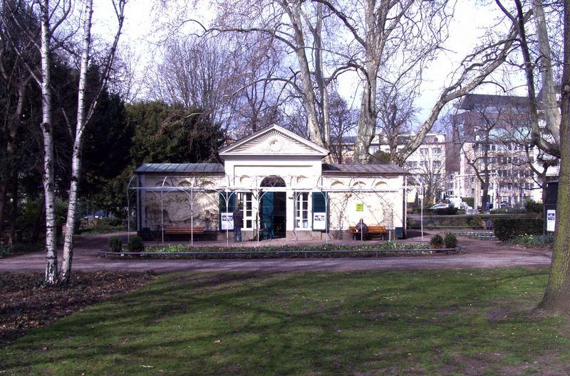 Das Nebbiensche Gartenhaus