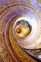 Das nenne ich doch mal ein Treppenhaus!!!