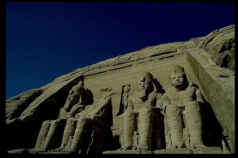 das neue Abu Simbel !