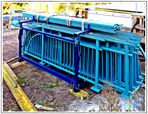 Das neue Brückemgeländer der Sanzenerg-Brücke  (2)