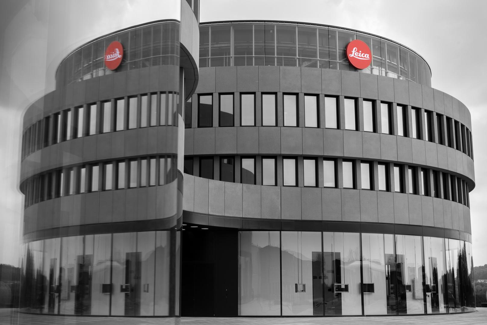 das neue Leica Gebäude in Wetzlar - ein Traum in Glas und Stahl
