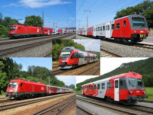 Das neue ÖBB-Nahverkehrsdesign