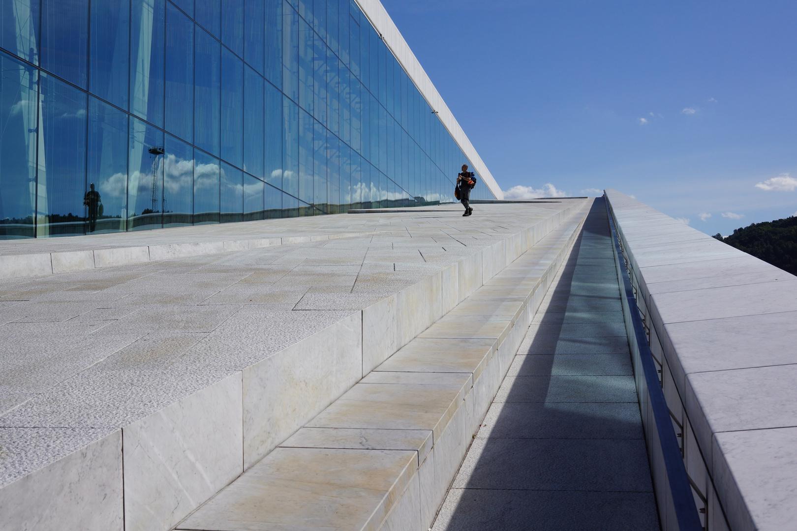 Das Neue Opernhaus in Oslo (1)