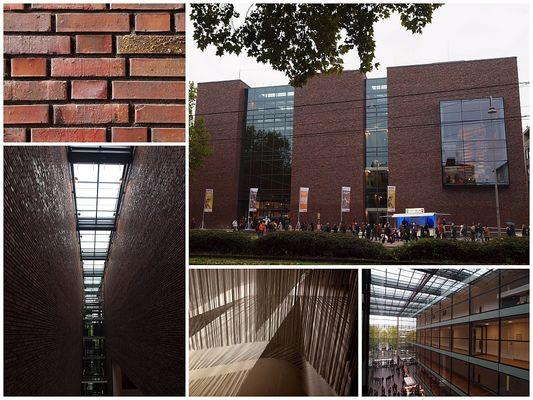 Das neue Rautenstrauch-Joest-Museum Köln