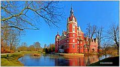 Das Neue Schloss in Bad Muskau