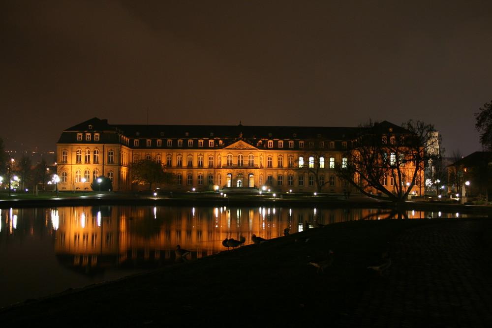 Das neue Schloss Stuttgart