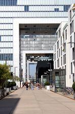 Das neue Stadttor von Köln...