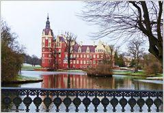 Das neues Schloss Bad Muskau