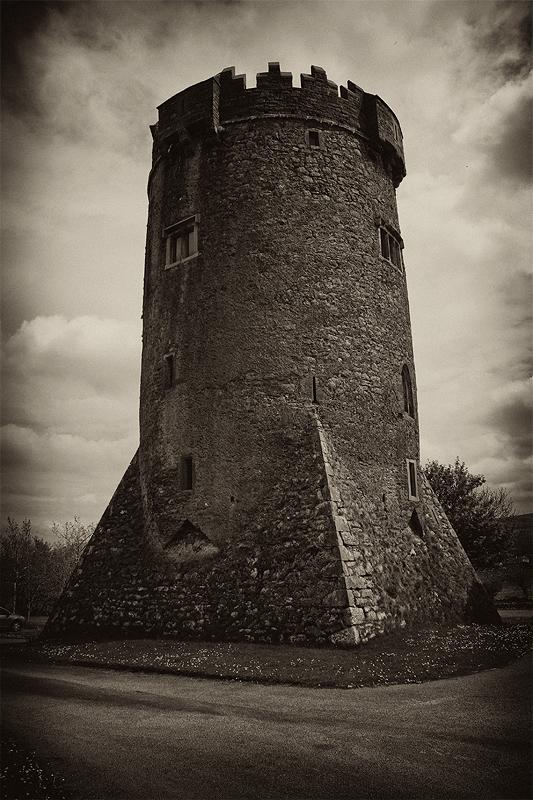 Das Newtown Castle...