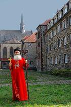 Das Oberhaupt der syrisch-orthodoxen Kirche in Deutschland