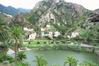 Das Örtchen Ambrosia im Valle Hermosa