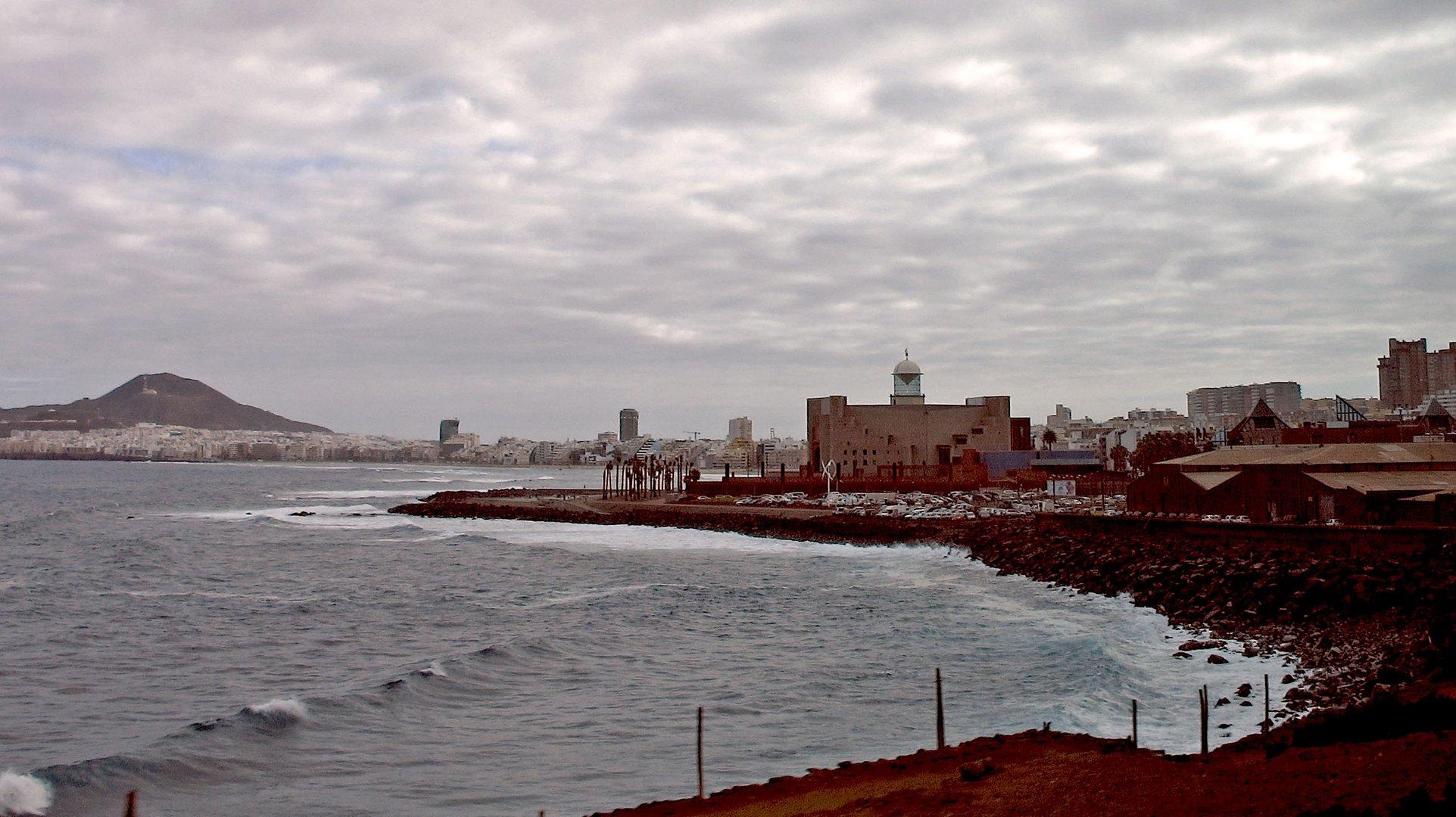 Das Opernhaus  von Las Palmas