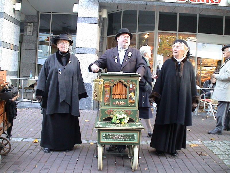 Das Orgelfest in Kleve am 06.11.05