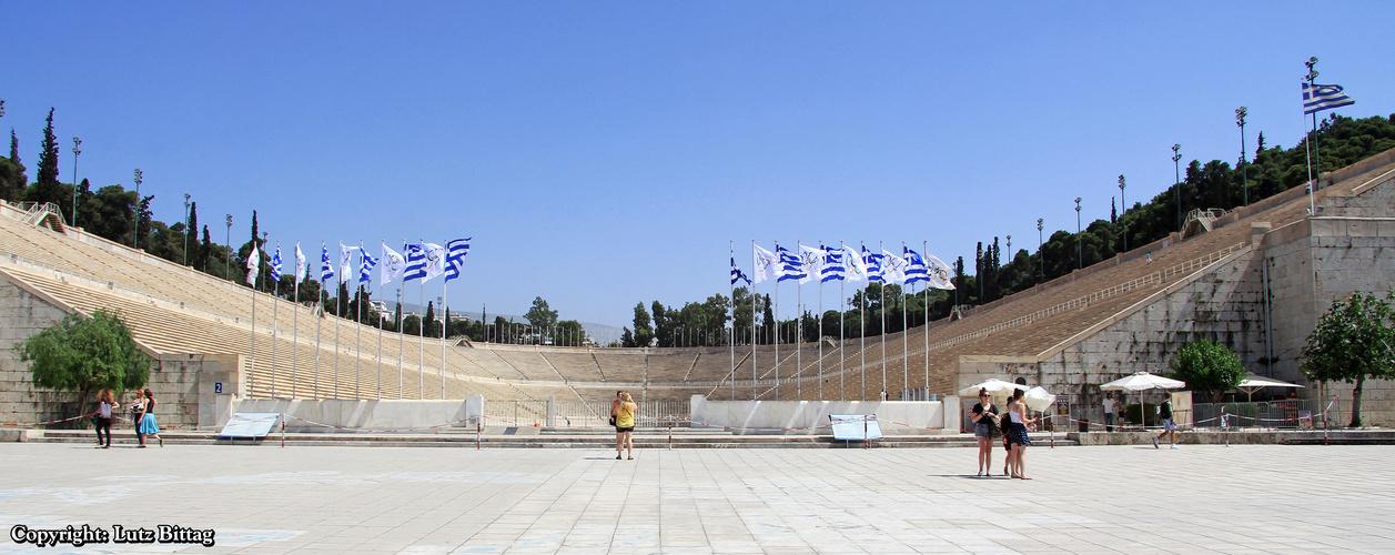 Das Panathenäische Stadion