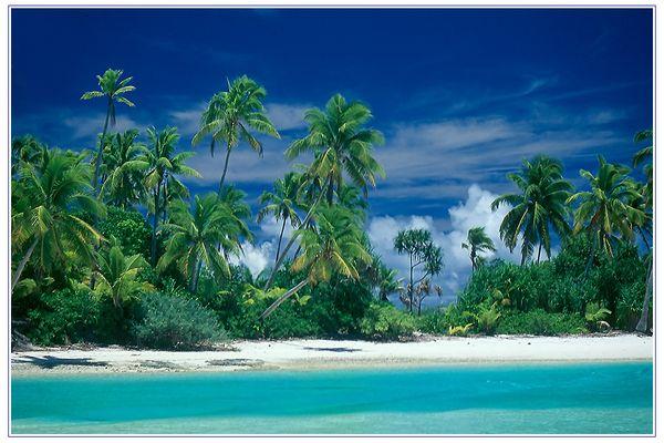 Das Paradies ...