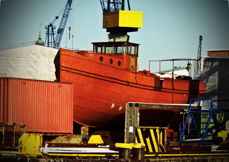 das perfekte maritime Foto...