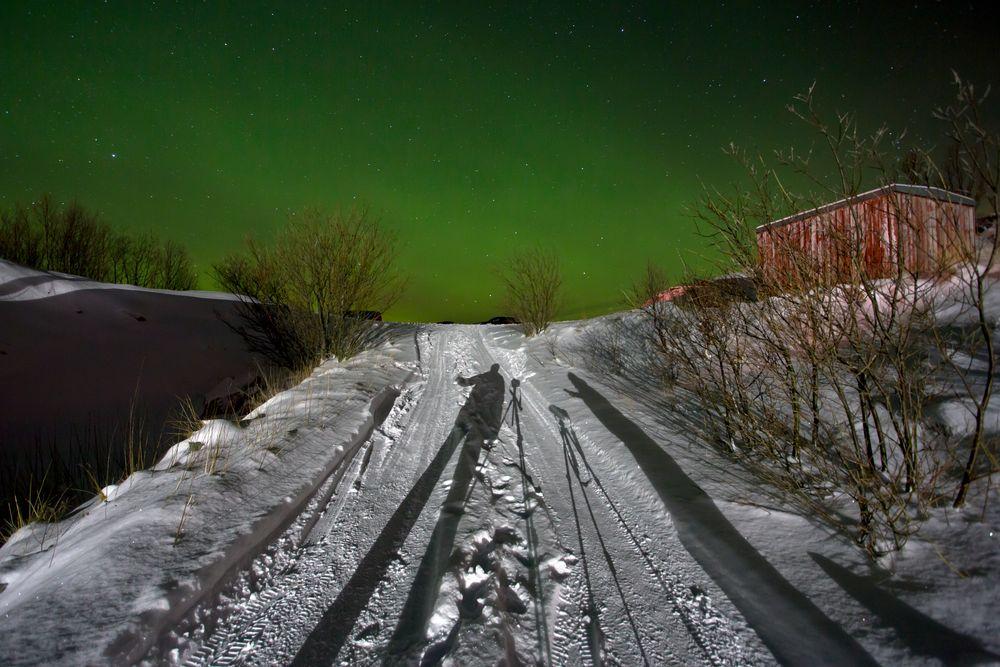 Das Polarlicht & die Fotografen