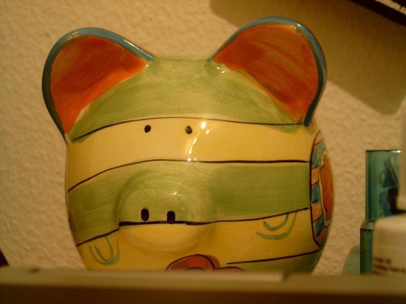Das Porzellanschwein
