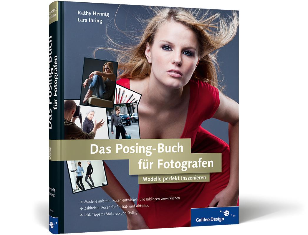 Das Posingbuch für Fotografen - Modelle perfekt inszenieren