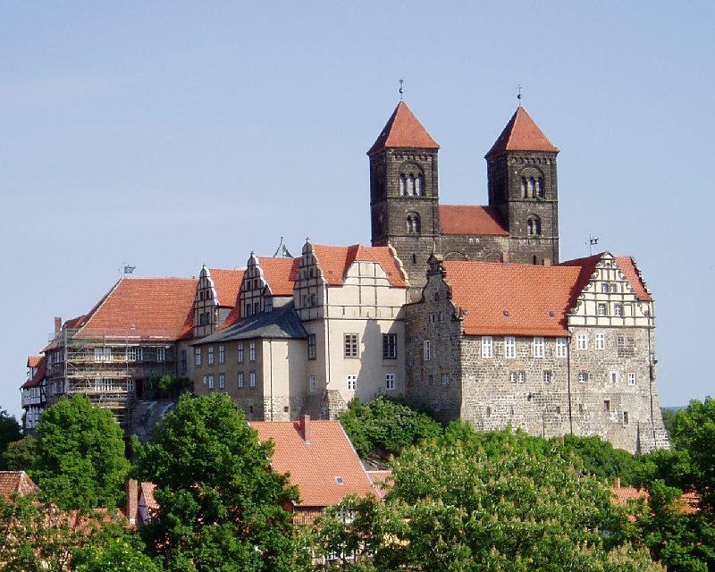 Das Quedlinburger Schloß