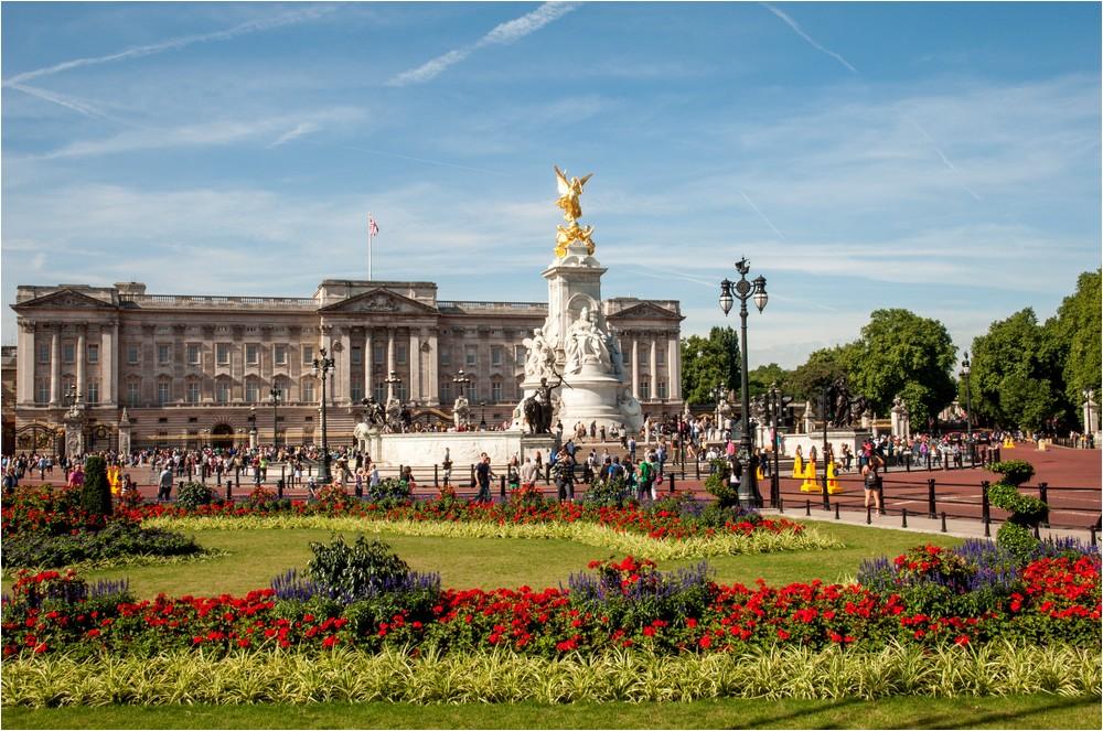 Das Queen Victoria Memorial ...