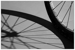 Das Rad und sein Schatten