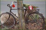 Das Rad vom Weihnachtsmann...