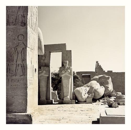 Das Ramesseum - Totentempel Ramses´ II.