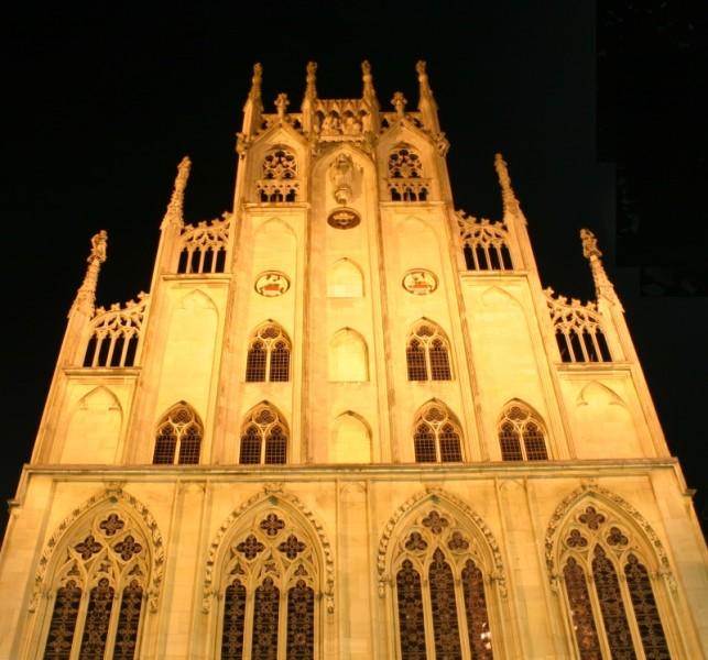 Das Rathaus in Münster