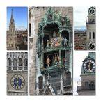 Das Rathaus und der Alte Peter