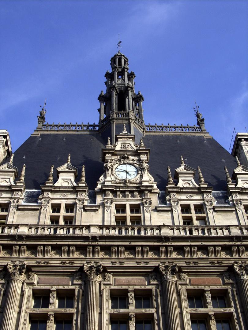 Das Rathaus vom X. Bezirk (2)