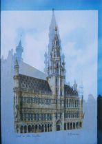 Das Rathaus von Brüssel