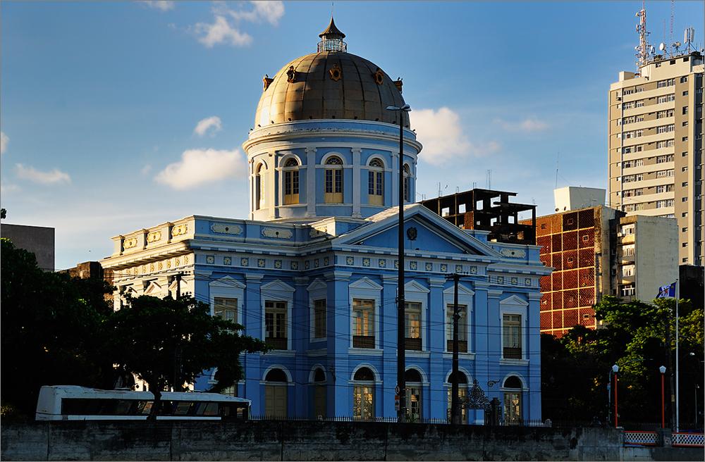Das Rathaus von Recife