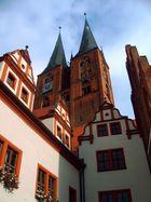Das Rathaus von Stendal...