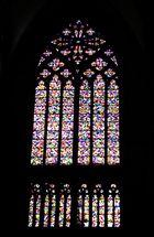 Das Richter Fenster im Kölner Dom