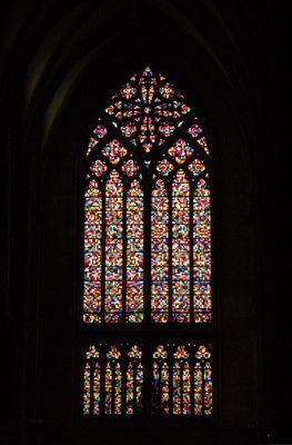 Das Richterfenster im Kölner Dom