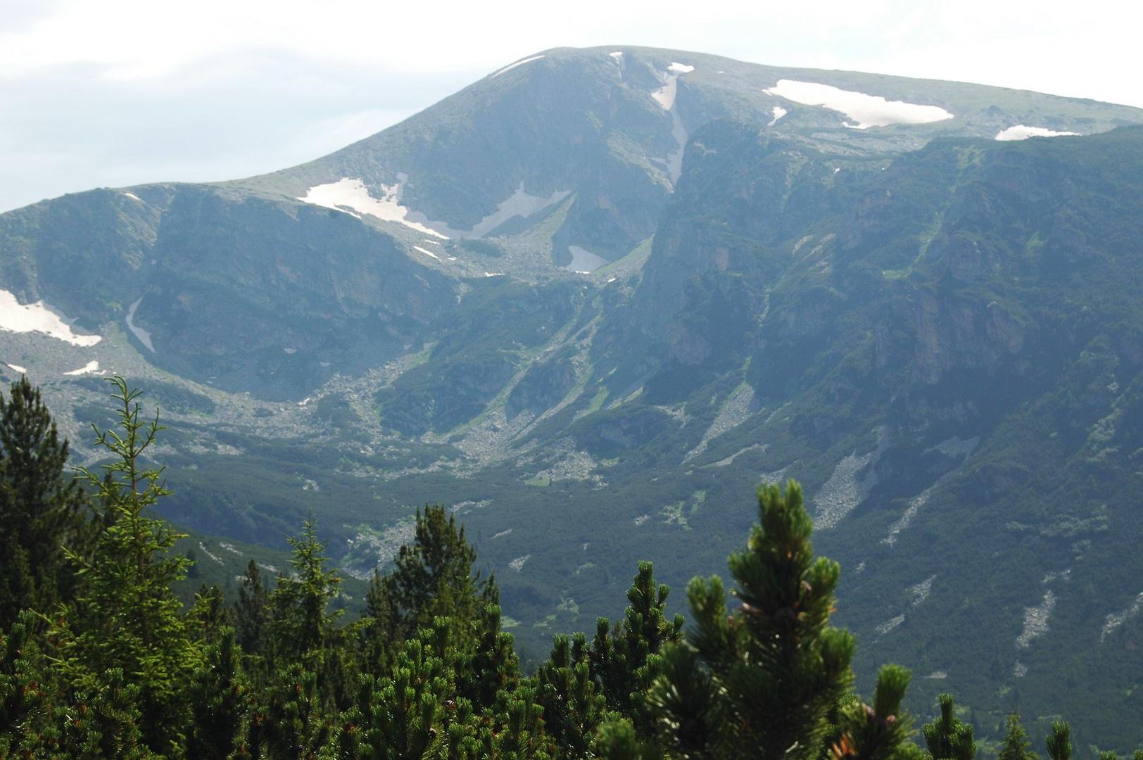 Das Rila Gebirge