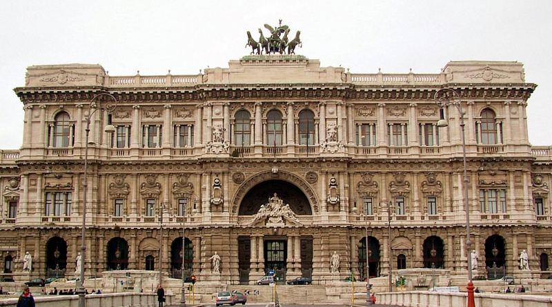 Das Römische Gerichtsgebäude